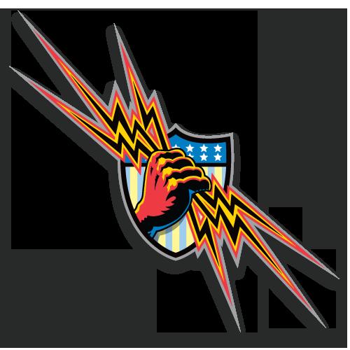 Lightning Fist Logo