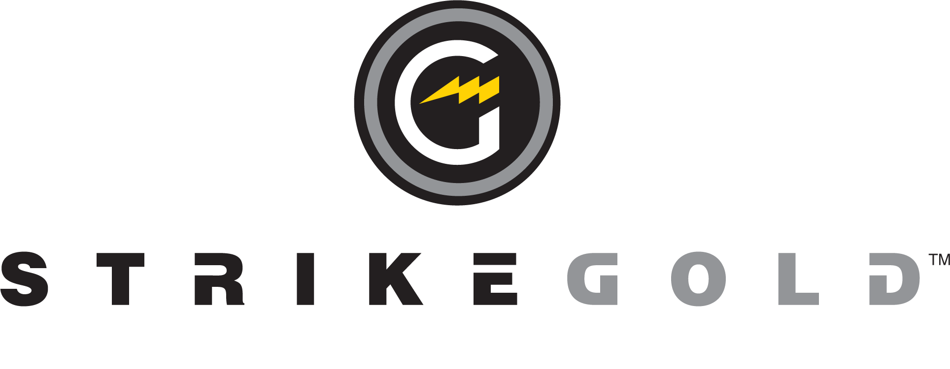 STRIKEGOLD Mobile Logo